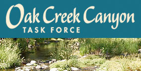 Oak Creek Canyon Task Force