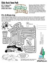 Download Junior Ranger Activity