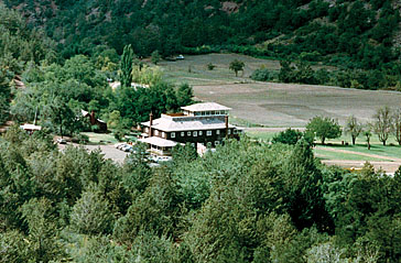 Tonto Lodge in 1990