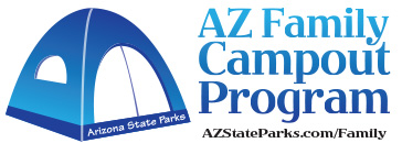 Arizona State Parks Family Campout Program