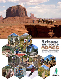 Arizona state parks publications SCORP 2013