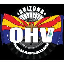 OHV Ambassador logo