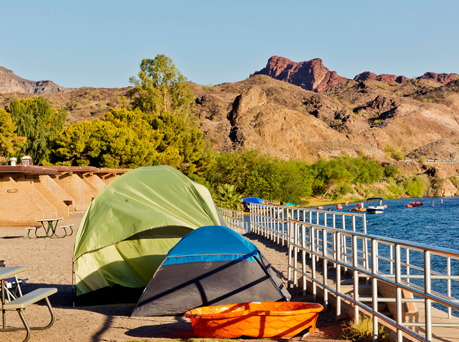 National parks in arizona with rv hookups