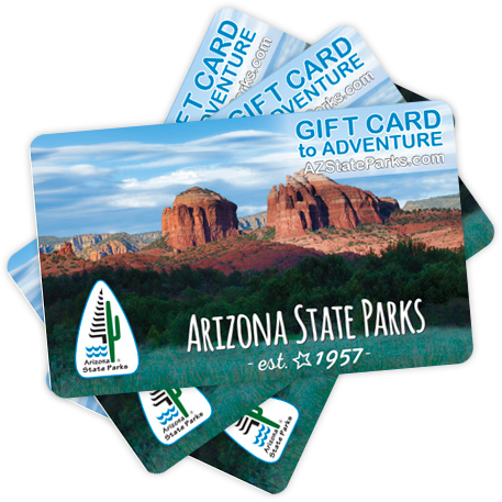 Arizona State Park Gift Cards